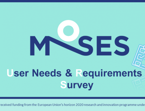 MOSES User Needs and Requirements Survey