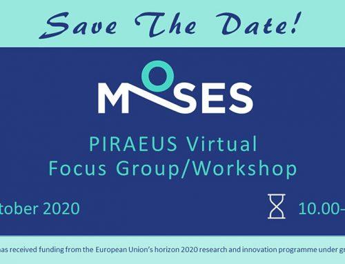 PIRAEUS virtual Focus Group/Workshop, 08.10.2020