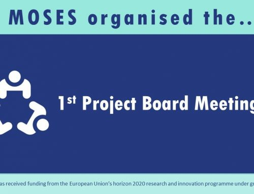 MOSES 1st Project Board Meeting