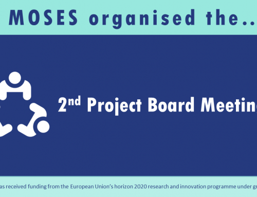 MOSES 2nd Project Board Meeting, 23.06.2021